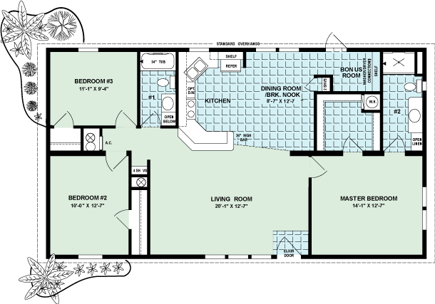 GS FloorPlan
